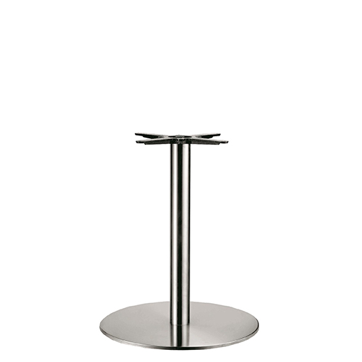 Stainless Steel Table Base Contract Furniture North East