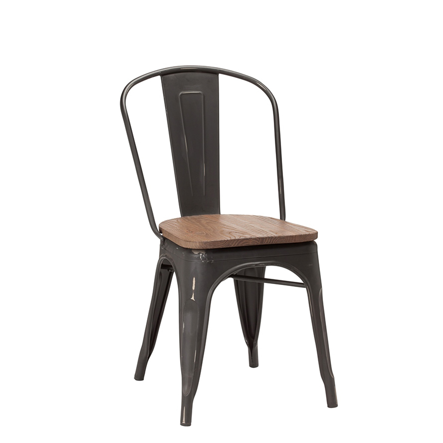 Outdoor bistro chairs - Frame Finish Choose An Option Classic Gun Metal Finish Distressed