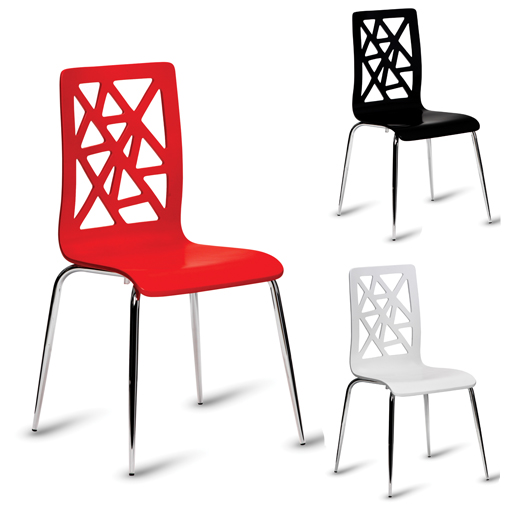 Prime Ziggy Chair Set Of 4 51 95 Each Interior Design Ideas Clesiryabchikinfo
