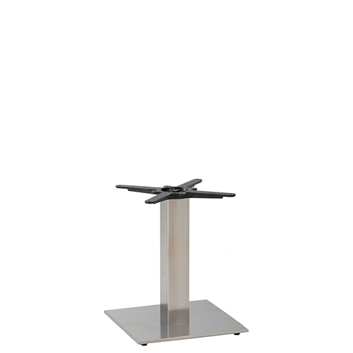 stainless steel table base - contract furniture north east