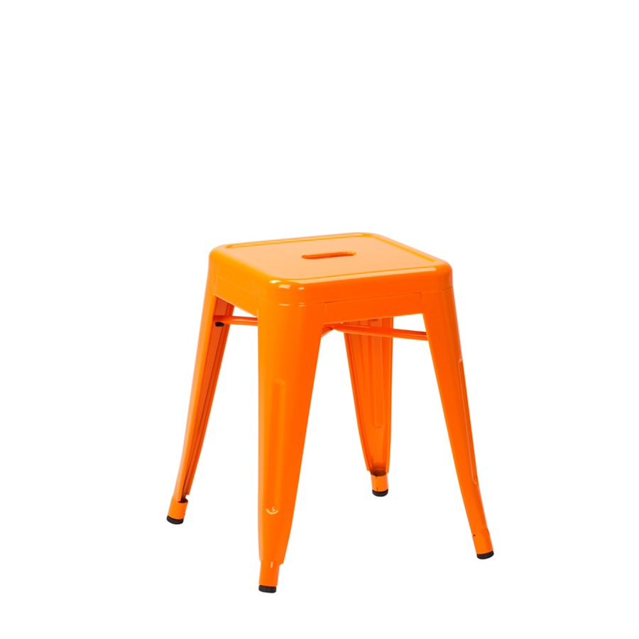 French bistro low stool contract furniture north east